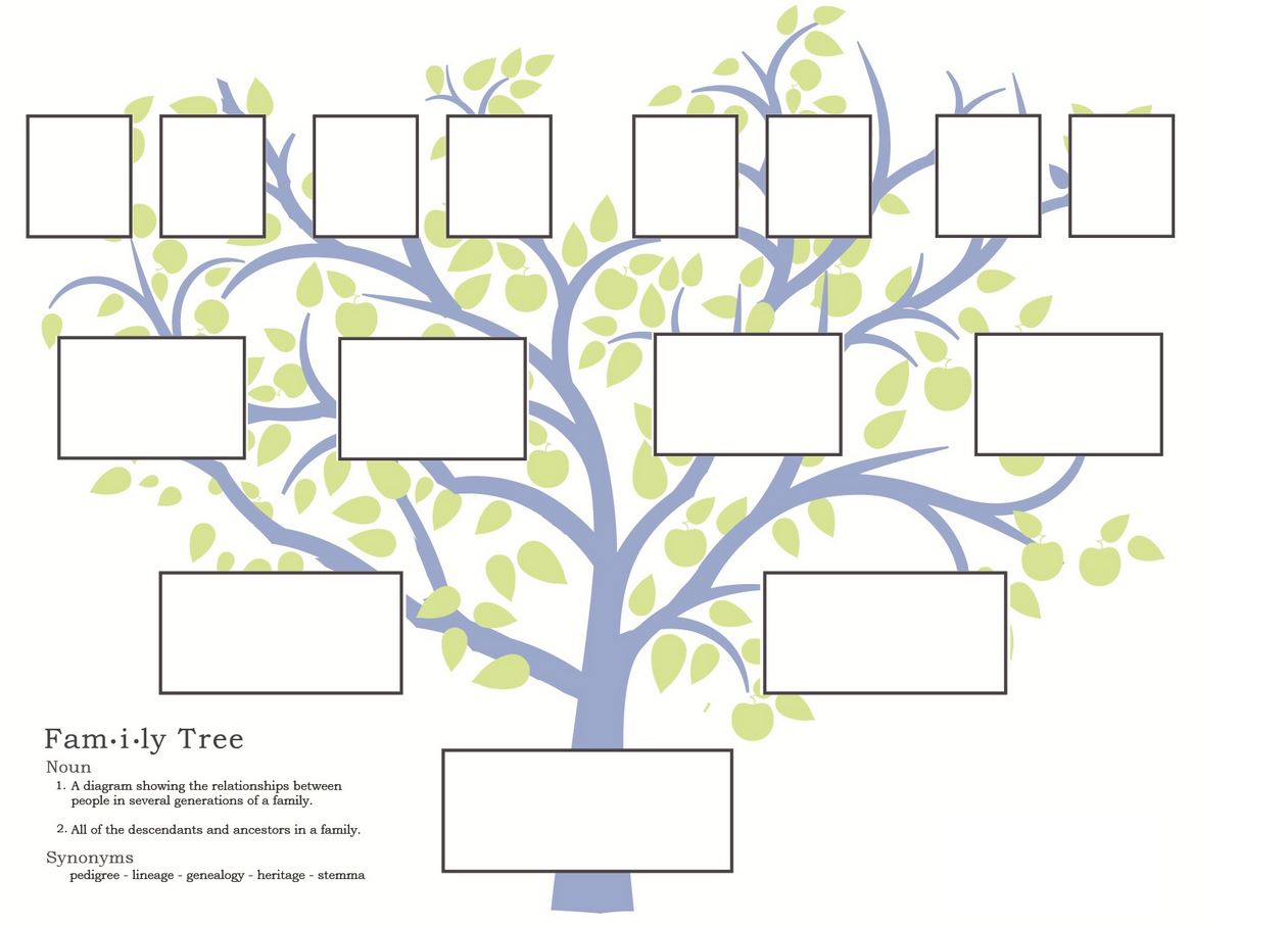 Family Tree 1fXcQrIT