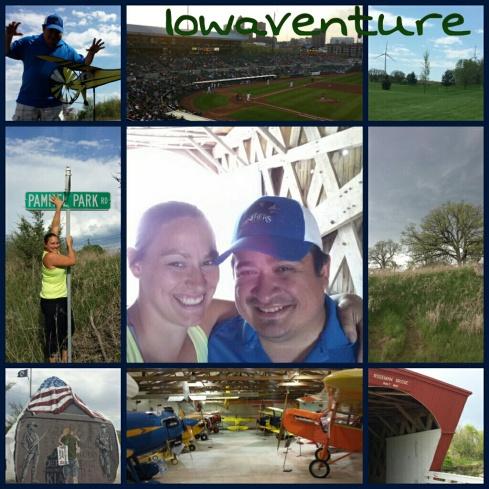 May 10 Iowaventure